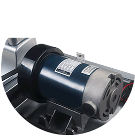 High Torque, quiet and smooth treadmill motor