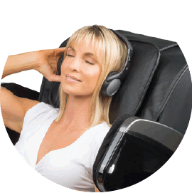 MP3 massage chair
