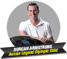 Duncan Armstrong Fitness Legend