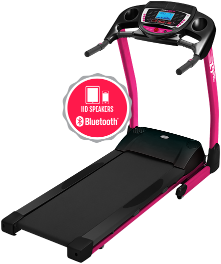 Ultimate Hot Pink Treadmill