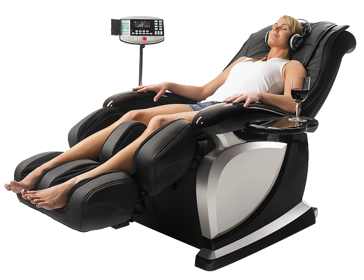 Meet the CardioTech Massage Chair