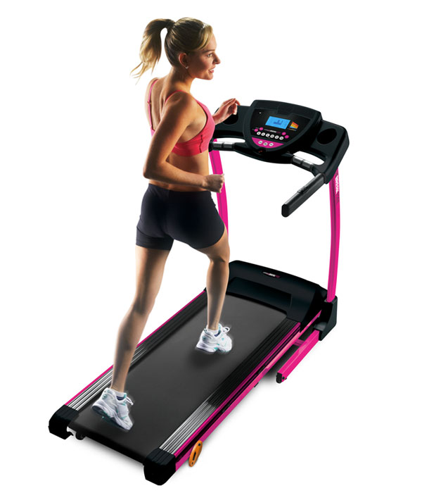 Meet the BreakFree Treadmill from CardioTech