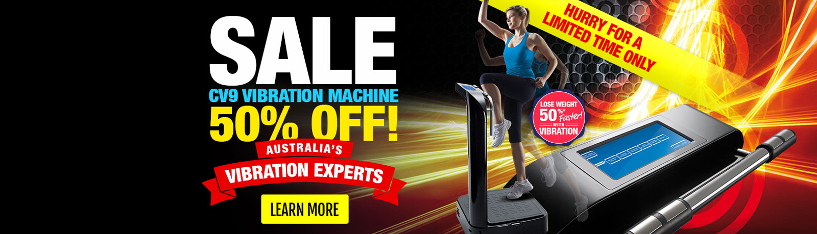 Vibration Machines for Weight Loss