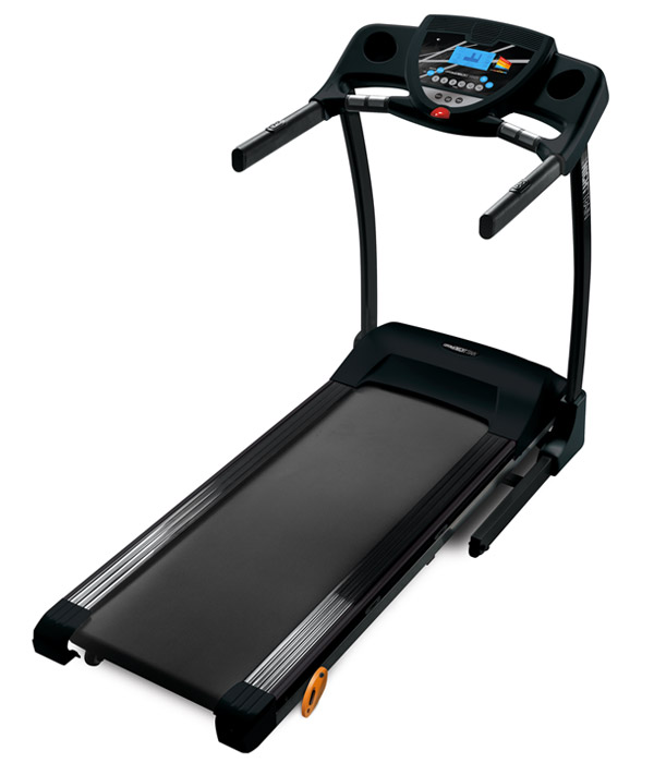 The NightTrain Treadmill by CardioTech