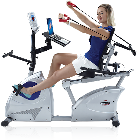 Ergonomic exercise bike