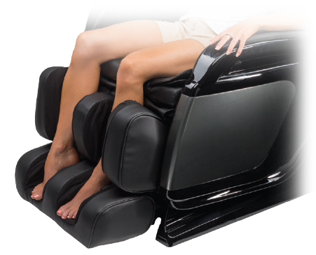 Massage Chair with reflexology