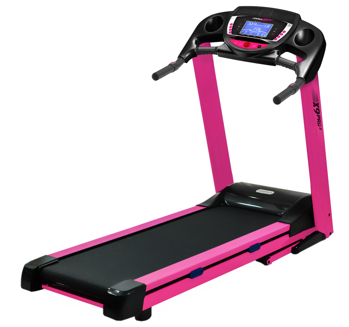 X9 Pro 2 Pink Treadmill by CardioTech