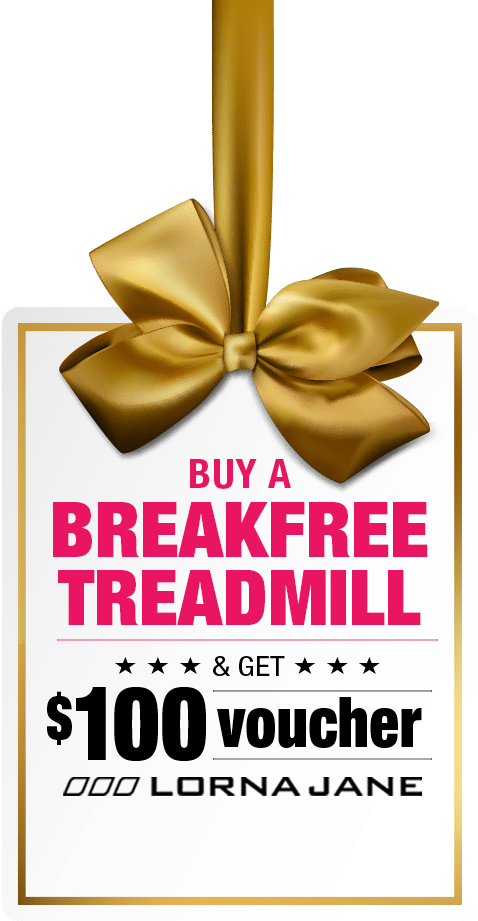 breakfree treadmill offer