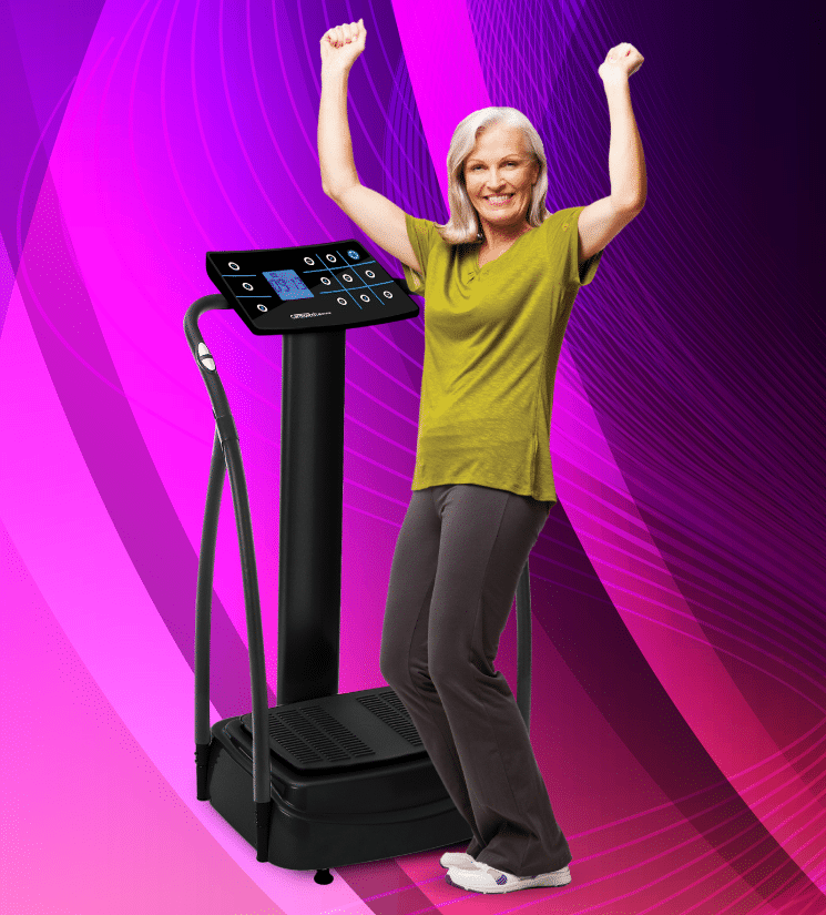 Feel Good Vibration Machine Health Benefits Cardiotech