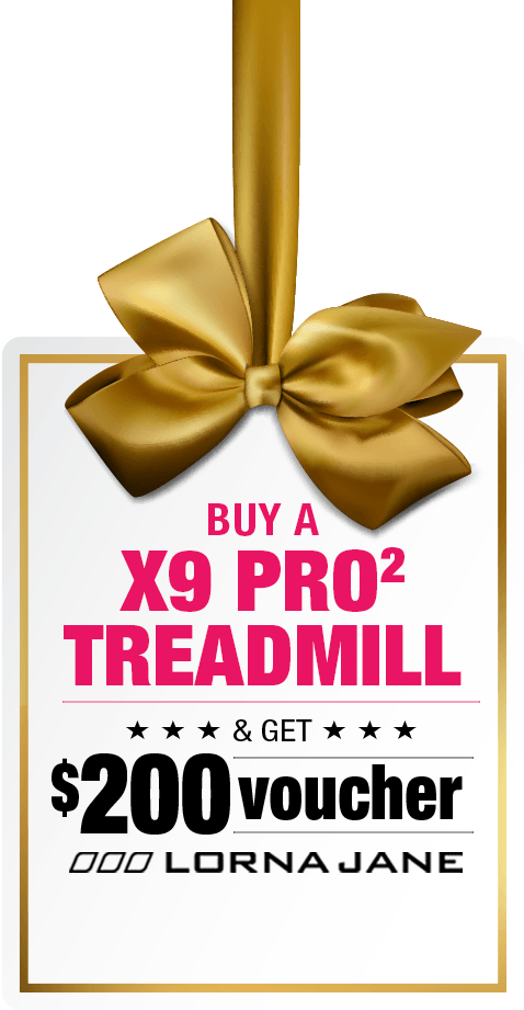 x9 treadmill offer