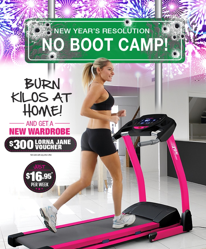 treadmill x9ac promo